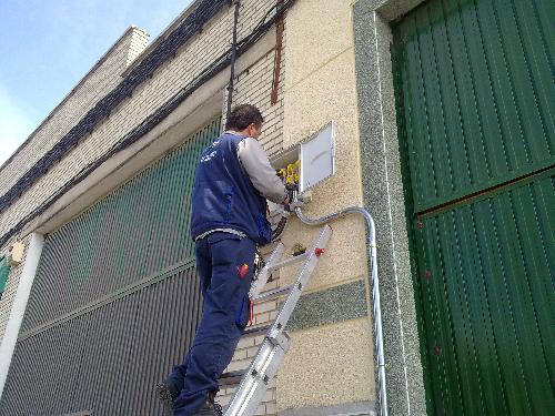 Jsp electrotecnia instalaciones el ctricas en madrid - Electricistas en madrid ...